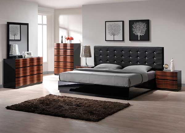 10 Fun And Affordable King Size Bedroom Sets - Make Simple Design
