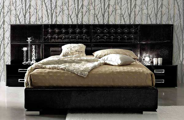 Artistic Bedroom Decoration King Size Bedroom Sets