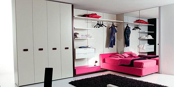 Bedroom Designs Ideas For Teenage Girl