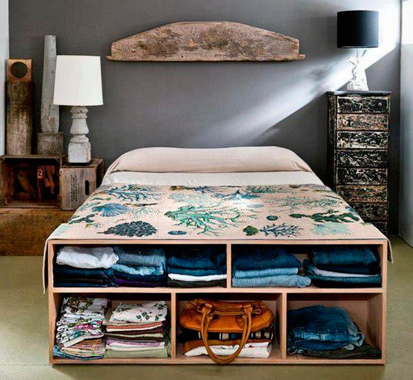 Beds with Storage Ideas