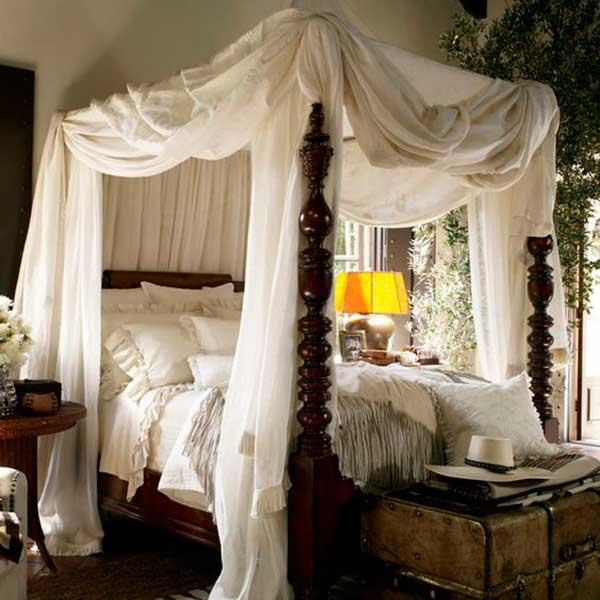 Canopy-Mahaogany-Bedroom-Furniture