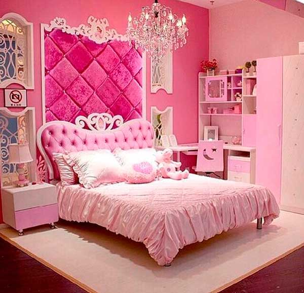 Magnificent 10 Pink Bedroom Furniture Sets For Girls Make Simple Design Download Free Architecture Designs Pushbritishbridgeorg