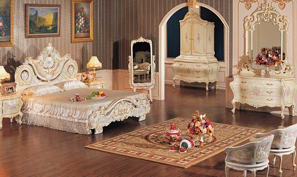 Classical European Furniture Sets