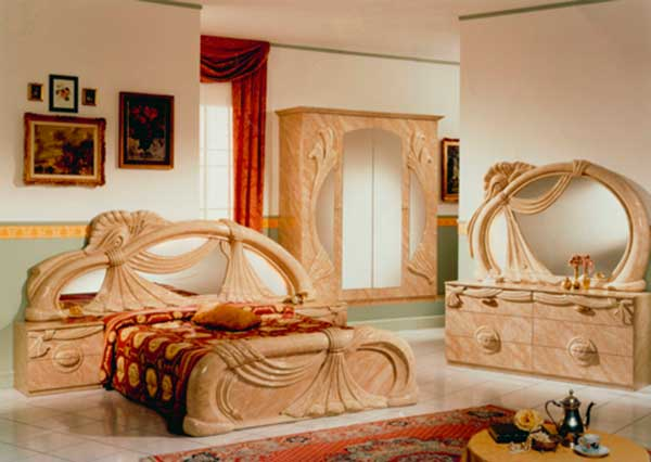 Classical-Vogue-Deco-Style-Bedroom-Furniture-Sets