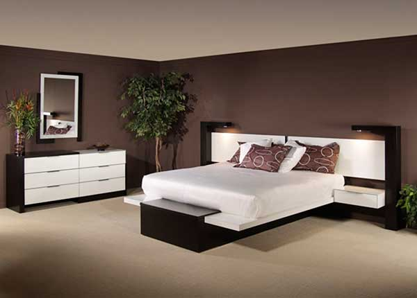Contemporary-Bedroom-Sets-with-Mattress