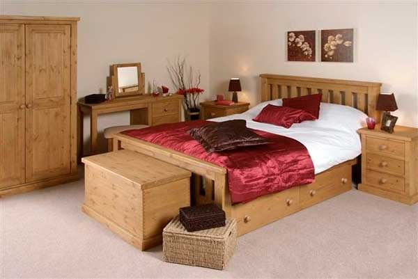 Contemporary-Rustic-Vintage-Bedroom-Furniture-Sets