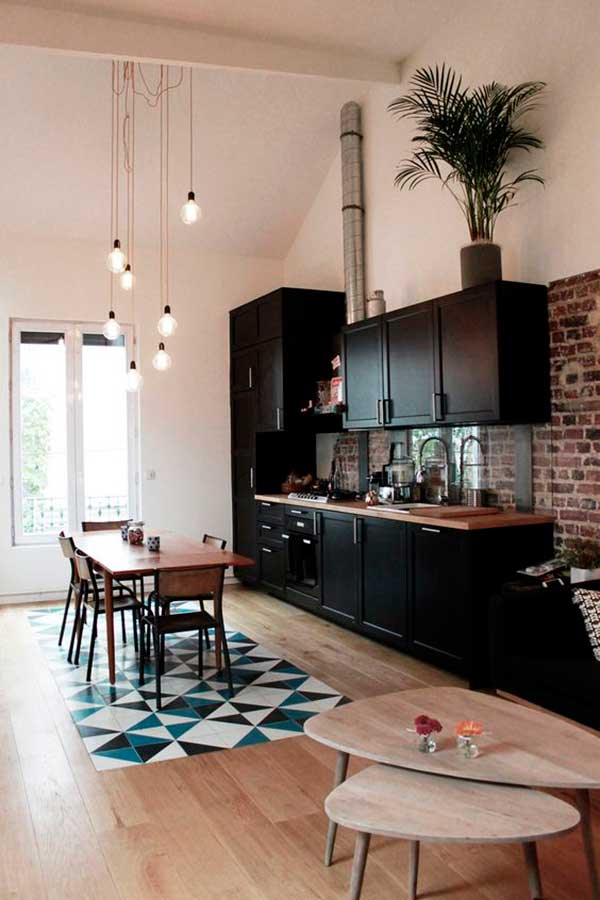 Industrial-Kitchen-Cabinet-Design