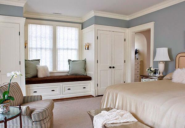 Luxus Smart Bedroom Wardrobe Design