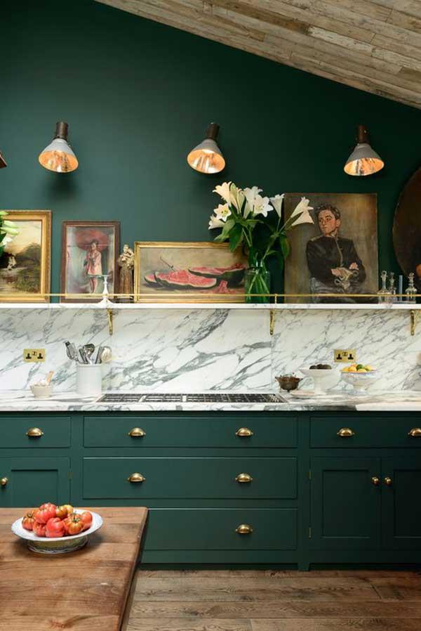 Marble-Kitchen-Cabinet-Design