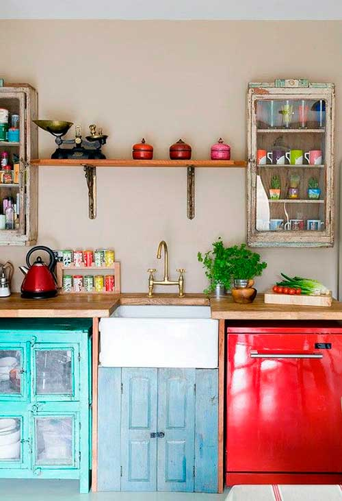 Low Budget But Highly Amazing Kitchen Cabinets Make Simple