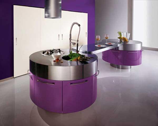 Modern-Contemporary-Round-Cabinet-Design