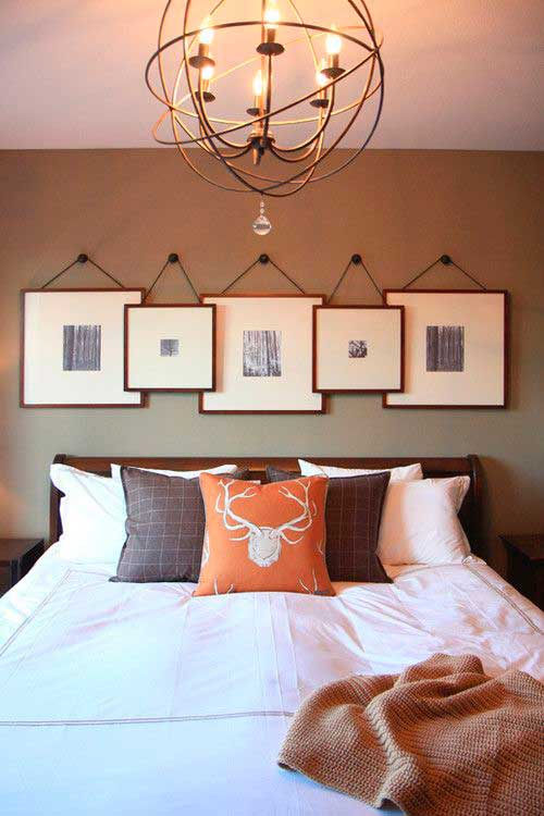 Modern-Country-Look-Photo-Frame-Decorating-Style