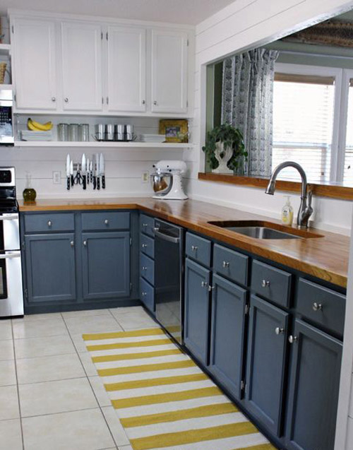 Low Budget But Highly Amazing Kitchen Cabinets Make