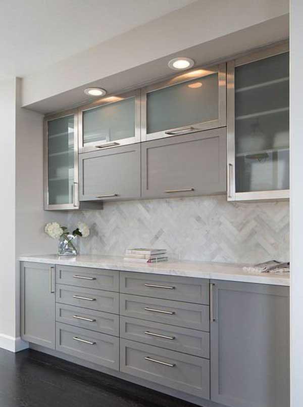 Modernism Cabinet Door