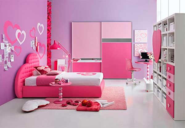 Playful-Purple-Bedroom-Sets