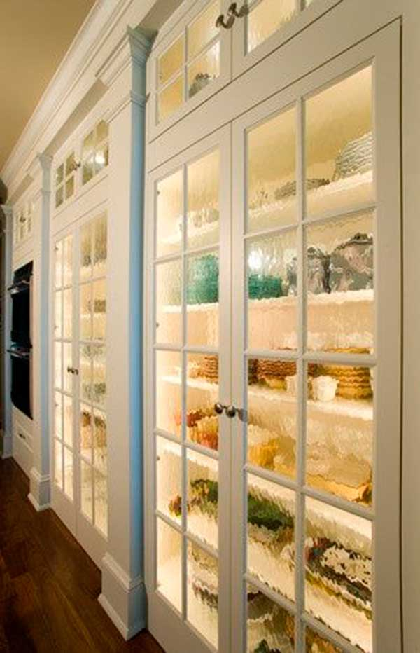 10 Kinds Of Glass Cabinet Doors You Would Love To Have In Your