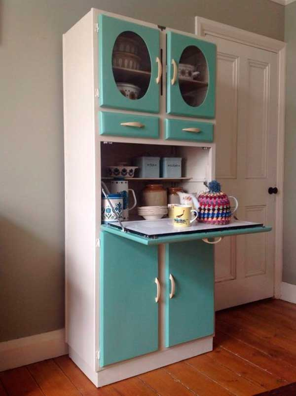 Retro-Kitchen-Cabinet-Design