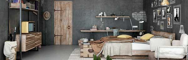 Rustic Industrail Furniture Sets