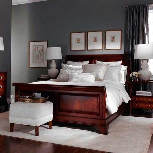 Stylish-Fashionable-Mahagony-Bedroom-Furniture