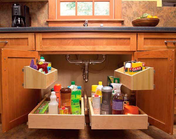 Under-Sink-Cabinet-Storage-ideas