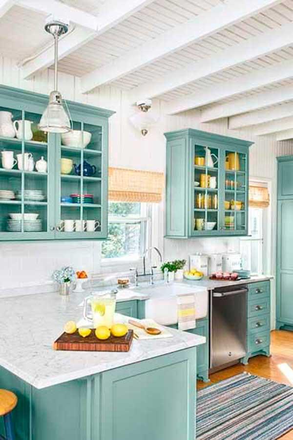 Vintage-Kitchen-Cabinet-Design