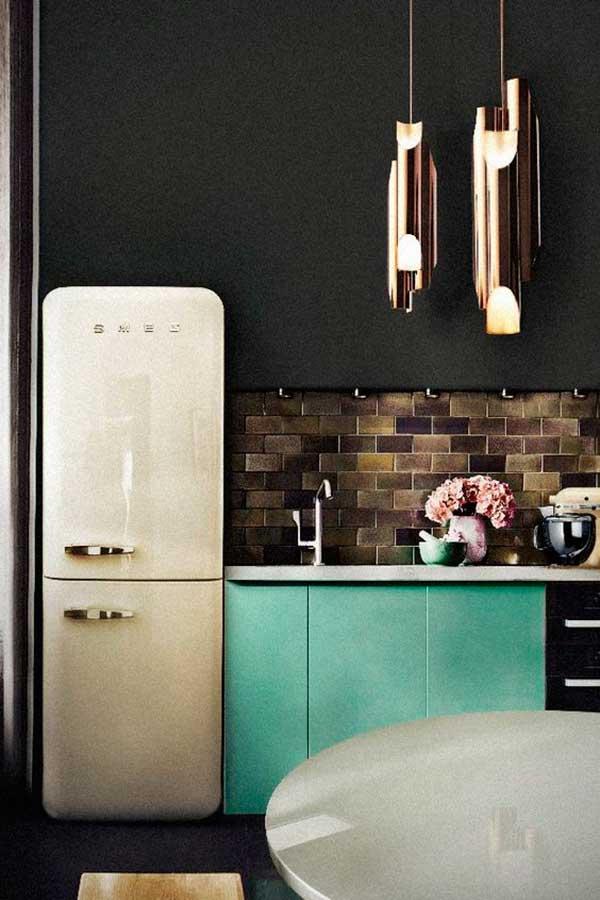 Vintage-Retro-Kitchen-Cabinet-Design