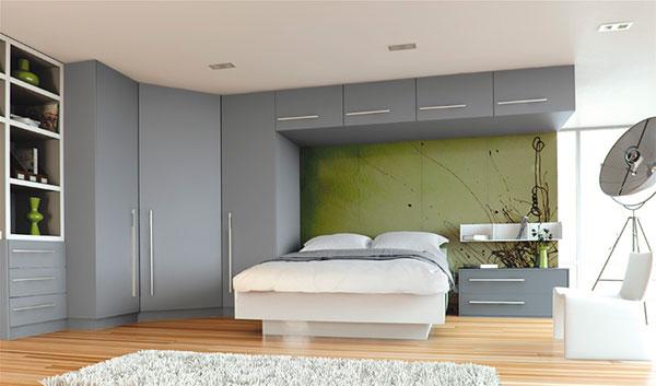 Walkers Bedroom Interiors
