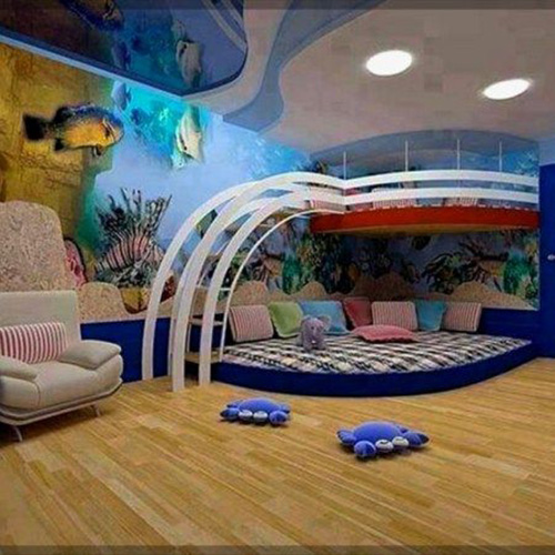 Ocean Theme Bedroom Sets