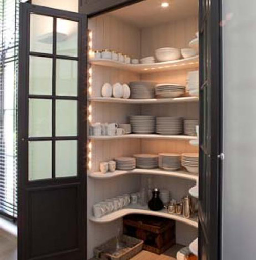 Traditionally Conventional Kitchen Cabinets